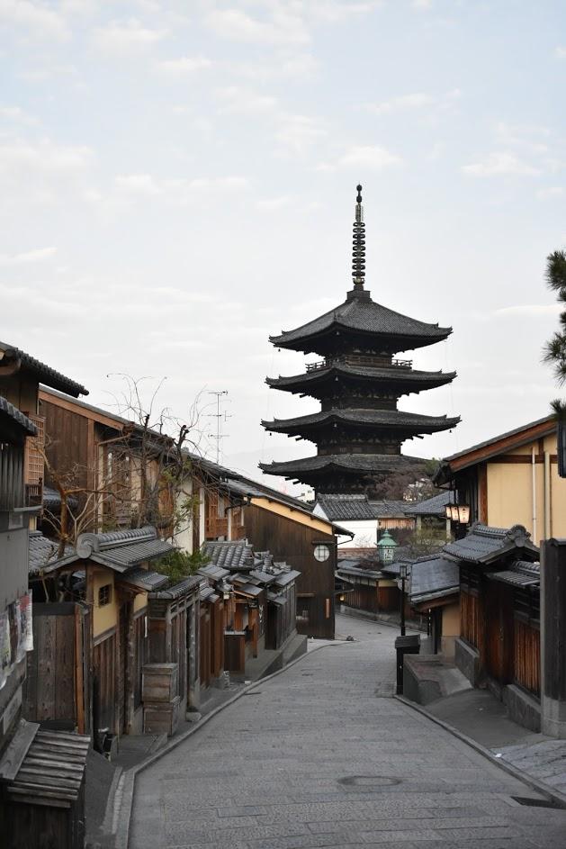 清水寺への参道