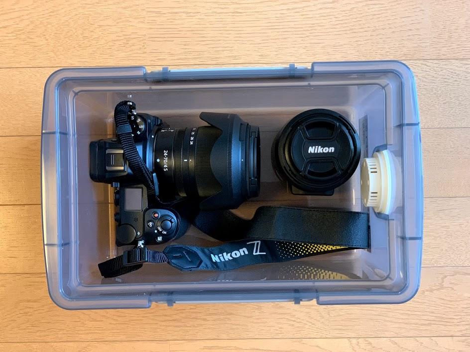 Z6+24-70、50mm