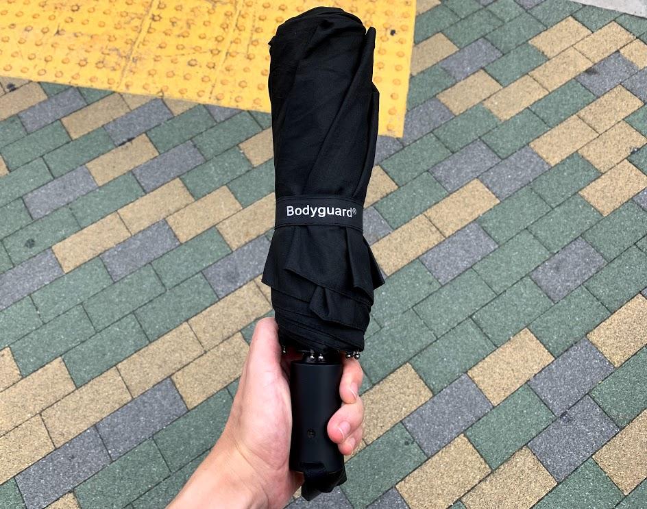 折り畳み傘bodyguard