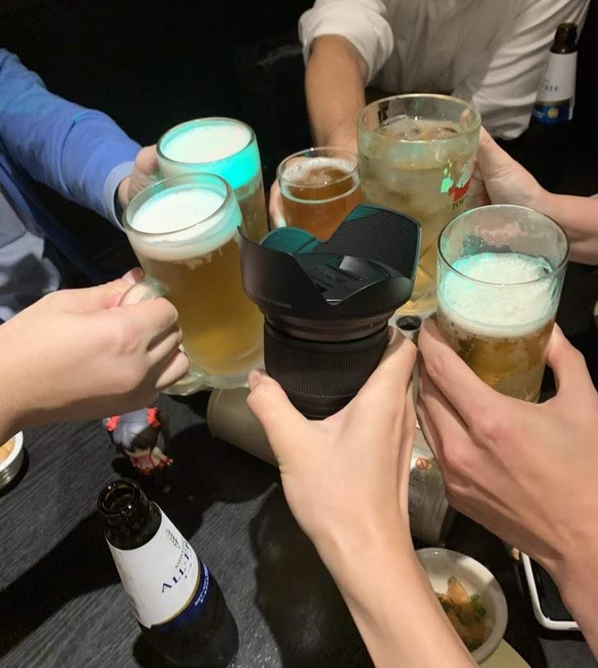 12月の飲み会