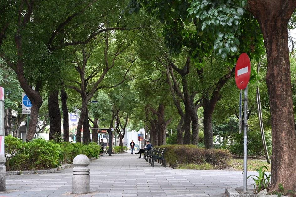 台北市内を散歩
