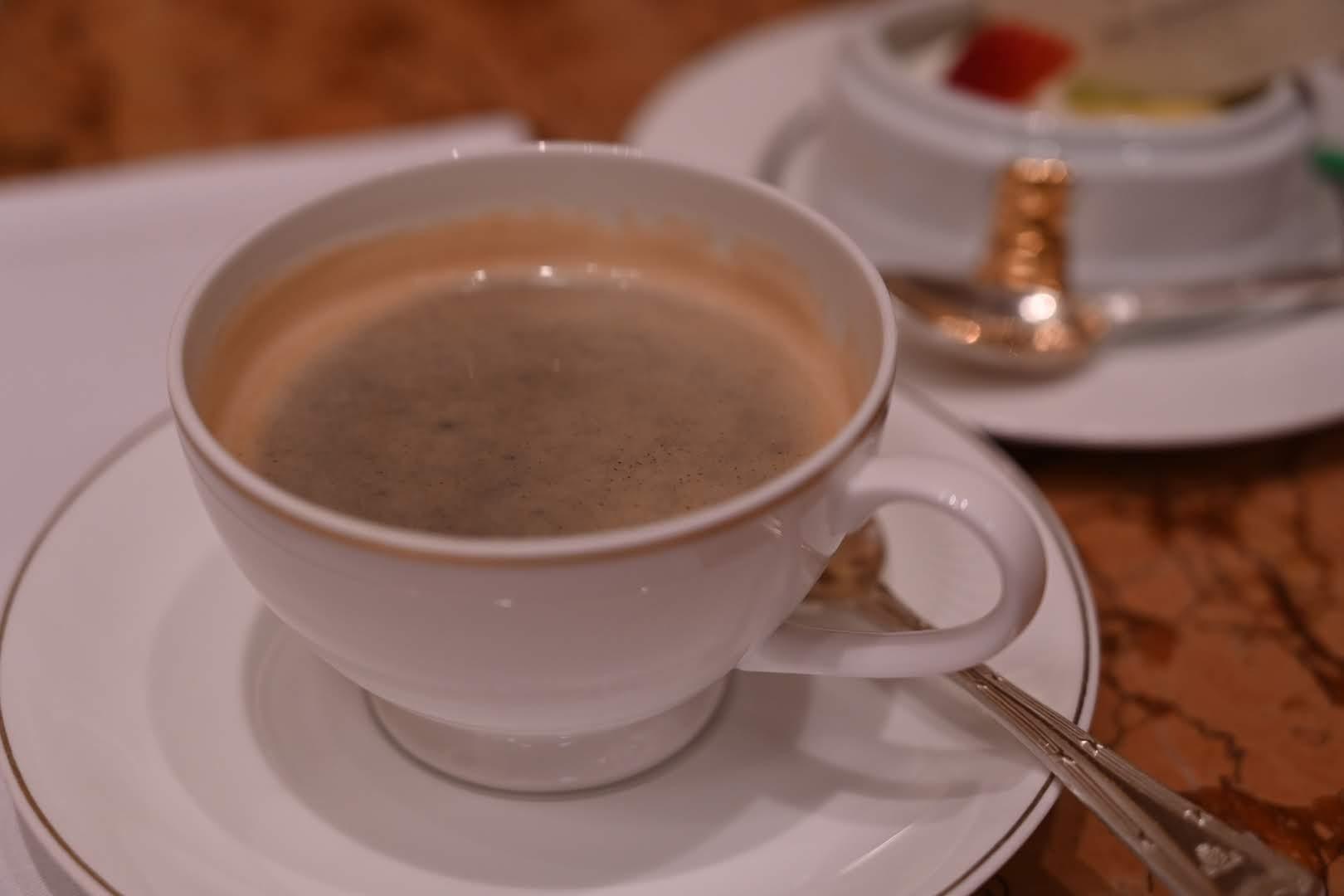 コーヒーもあるよ