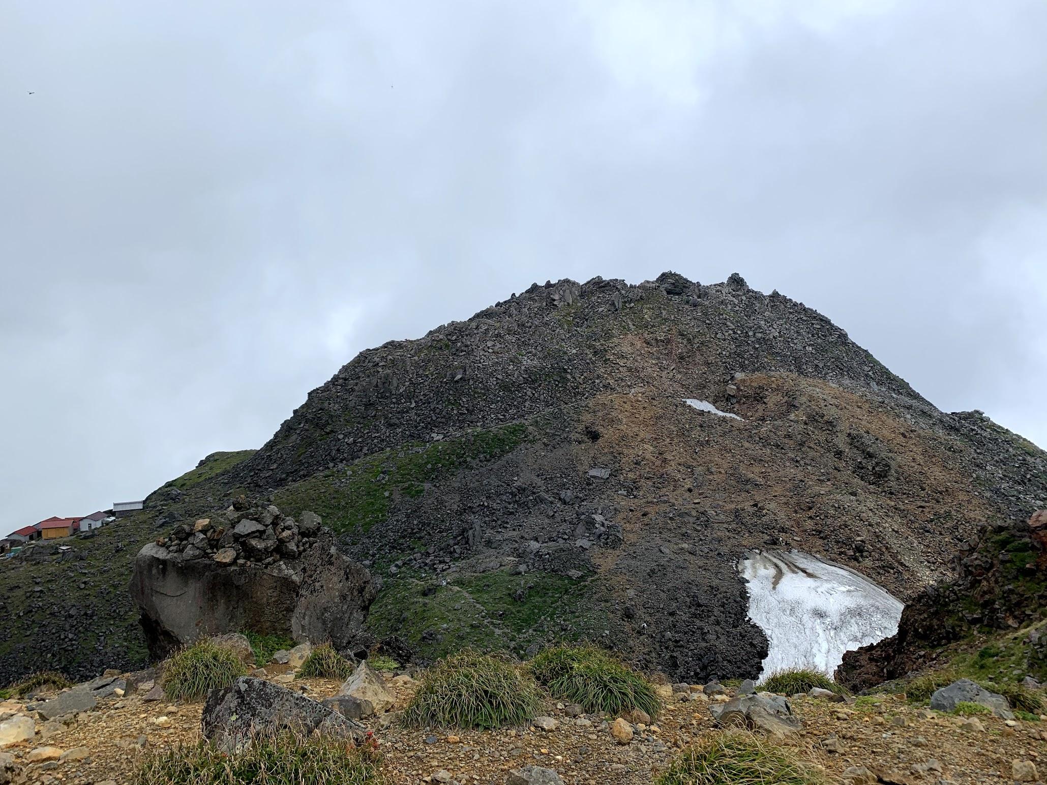 外輪山コース